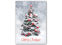 Christmas Surprise Greeting Cards
